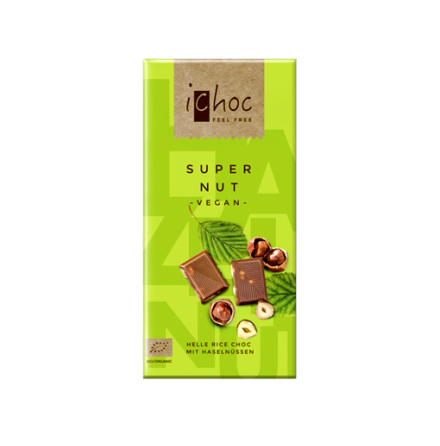 ichoc choklad, Super nut