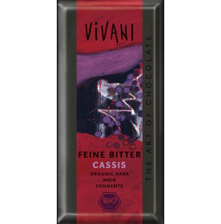 Vivani Mörk Svarta vinbär