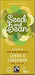 Mörk choklad med Citron och Kardemumma, Seed and Bean